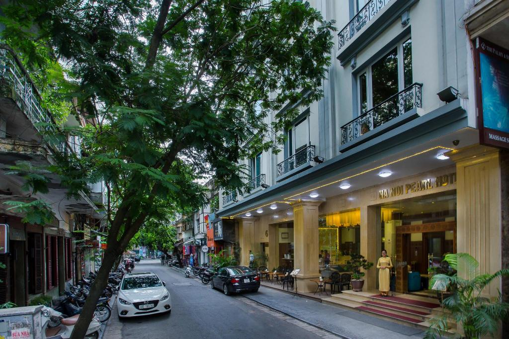 More about Hanoi Pearl Hotel