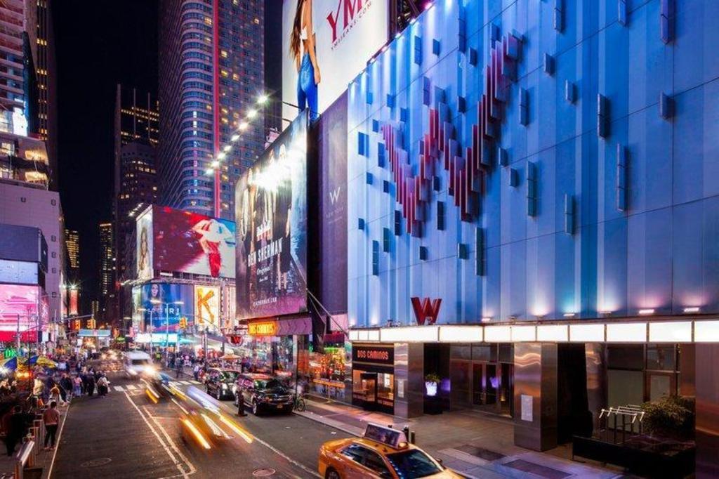 ดับเบิ้ลยู นิวยอร์ก - ไทม์สแควร์ | นิวยอร์ก (NY) 2021 โปรอัปเดตใหม่ ฿5938 - ดูรูปที่พัก + รีวิวที่พัก