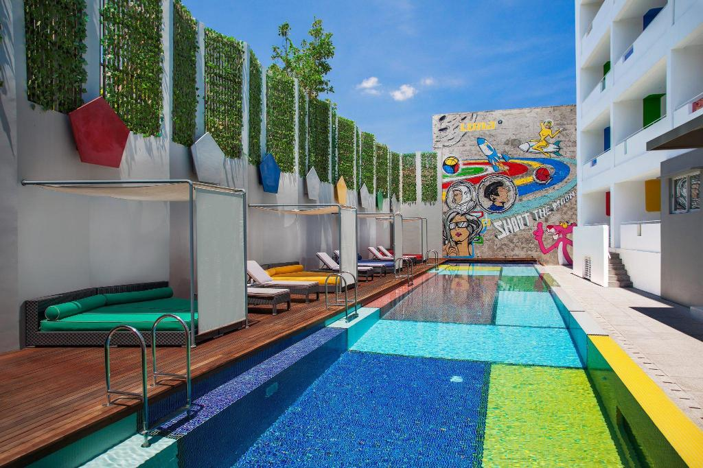Swimming pool [outdoor] Luna2 Seminyak by Premier Hospitality Asia