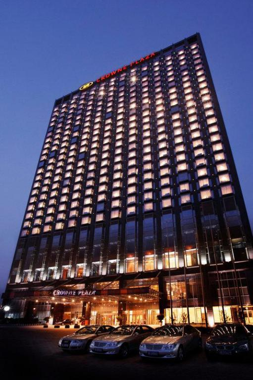 More about Crowne Plaza Beijing Sun Palace
