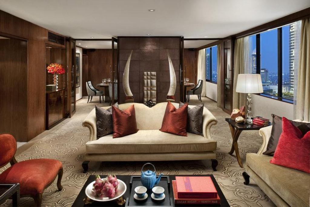 Mandarin Oriental Jakarta in Indonesia - Room Deals, Photos