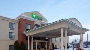 Holiday Inn Express Lordstown Newton Falls Warren