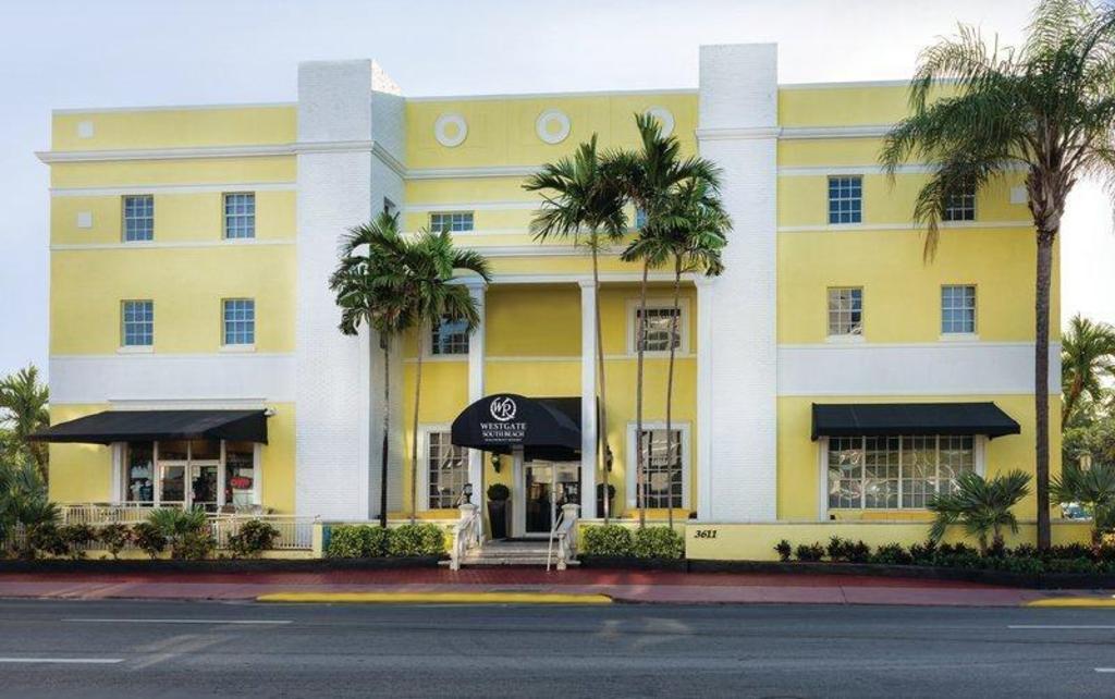 Westgate South Beach Oceanfront Resort In Miami Fl