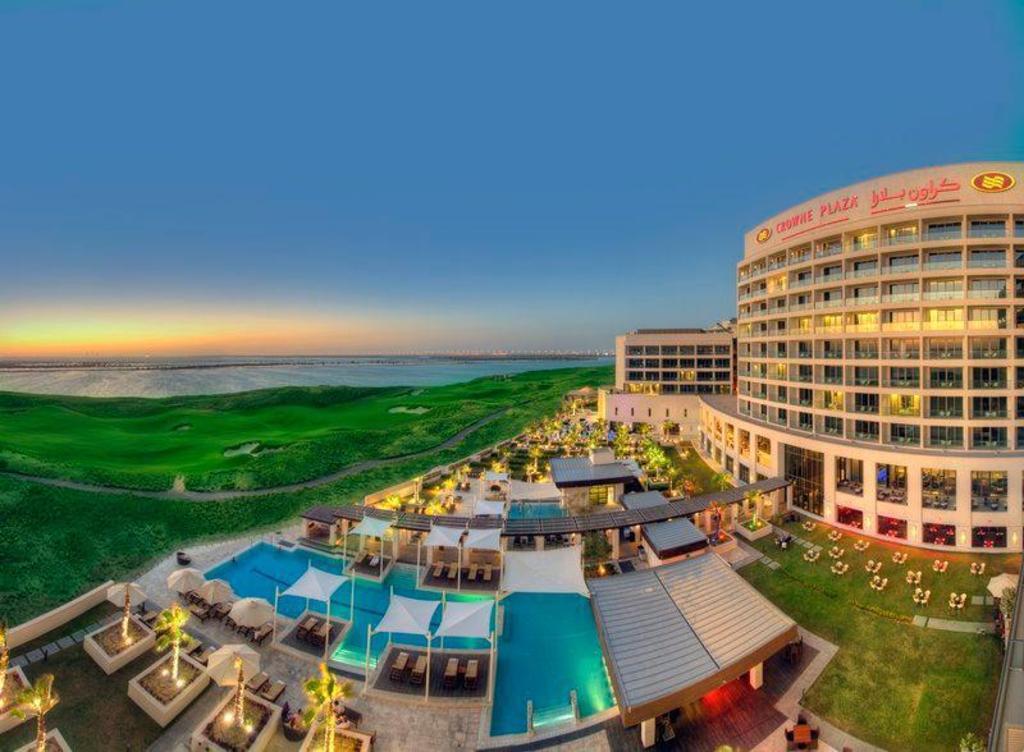 Crowne Plaza Yas Island Hotel Abu Dhabi Deals Photos Reviews