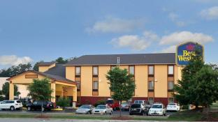 Americas Best Value Inn & Suites Clinton Jackson