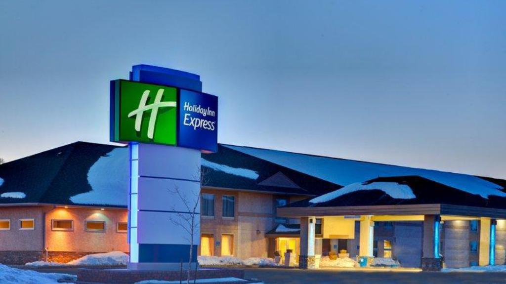 Подробнее о Holiday Inn Express Dryden