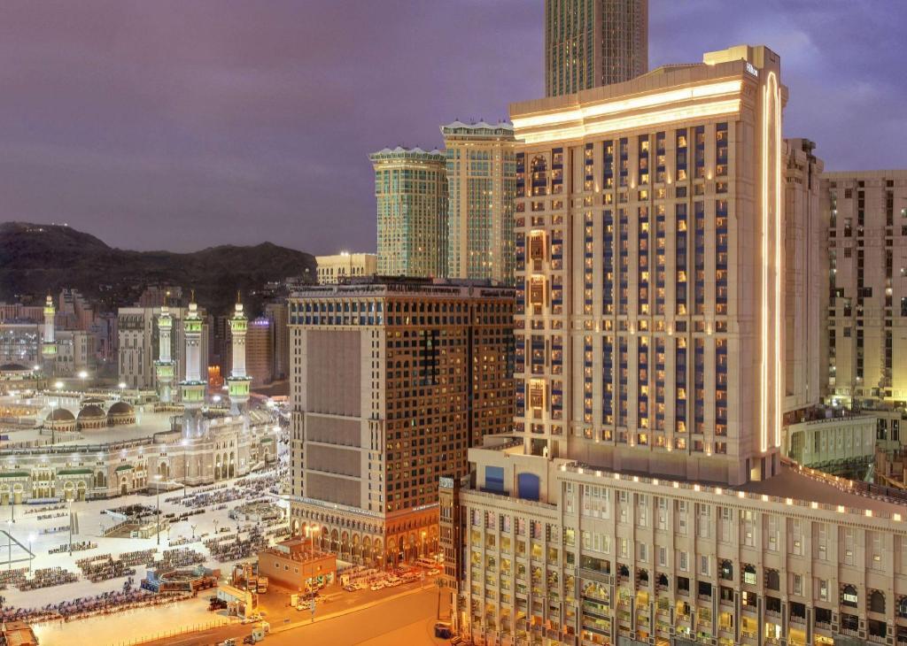 Hilton Suites Makkah Hotel (Mecca) - Deals, Photos & Reviews