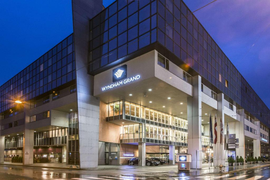Wyndham Grand Salzburg Conference Centre