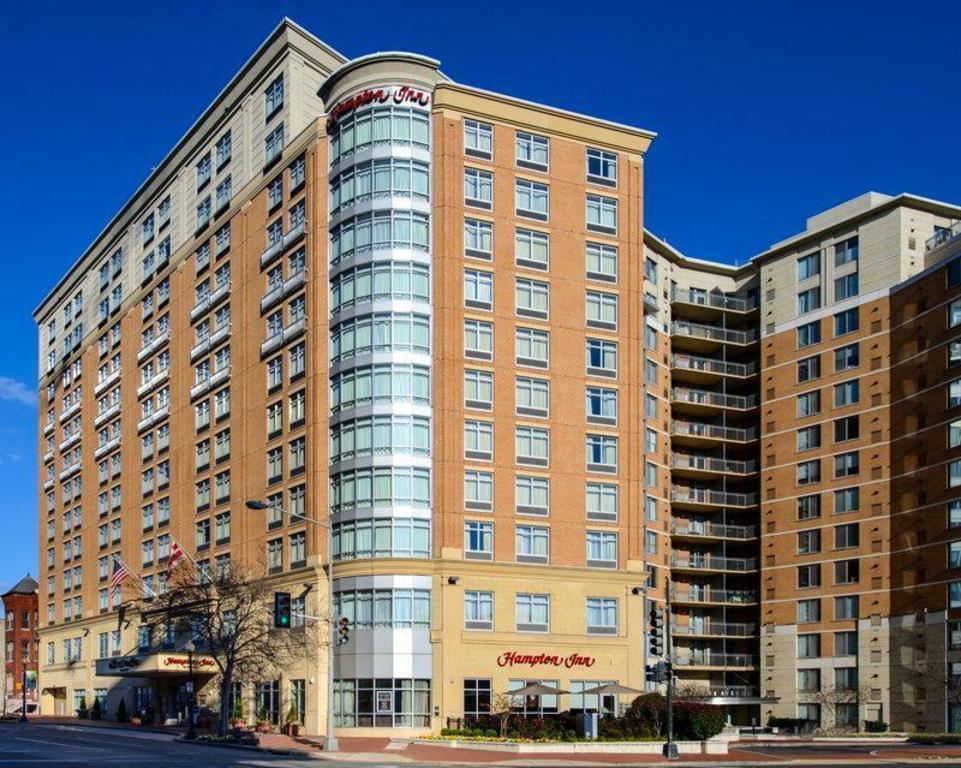 Hampton Inn Washington DC Convention Center in Washington