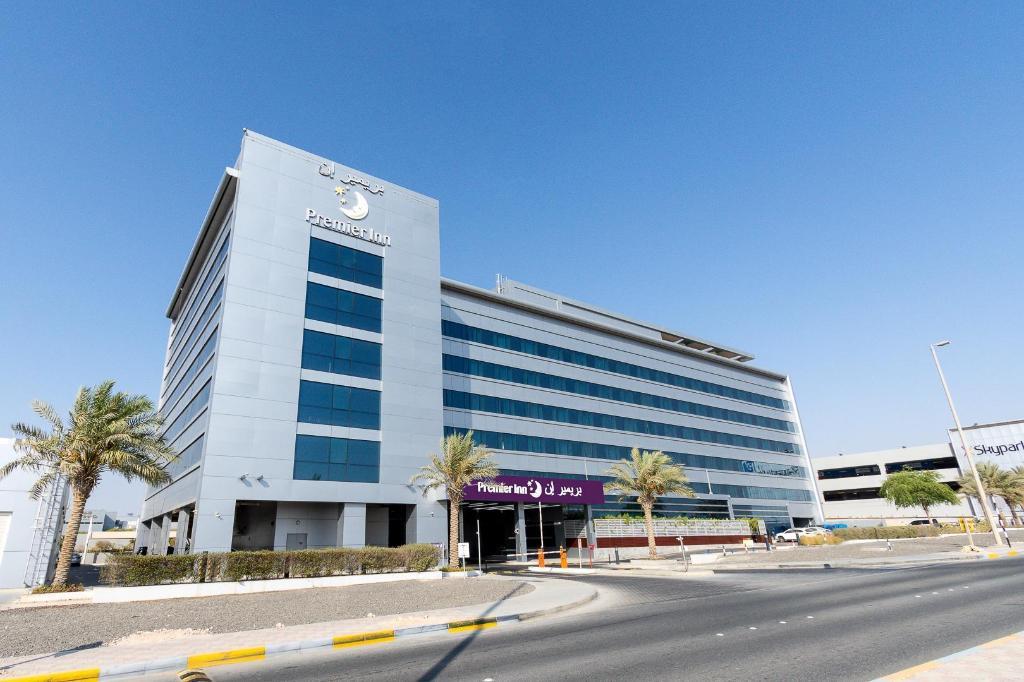 Premier Inn Abu Dhabi International Airport in United Arab