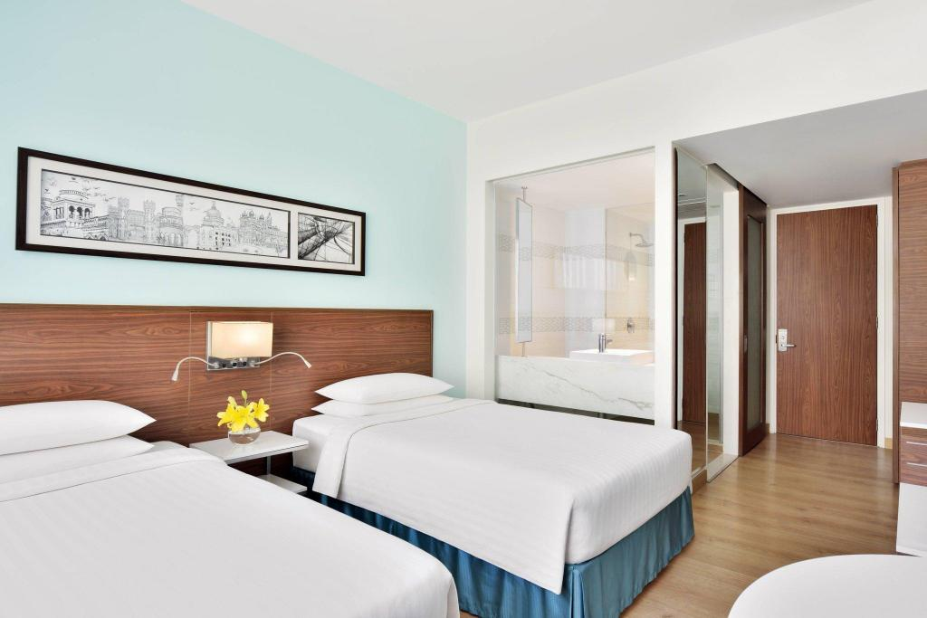 Deluxe con 1 Letto Matrimoniale Queen Size o 2 Letti Singoli Fairfield by Marriott Bengaluru Outer Ring Road