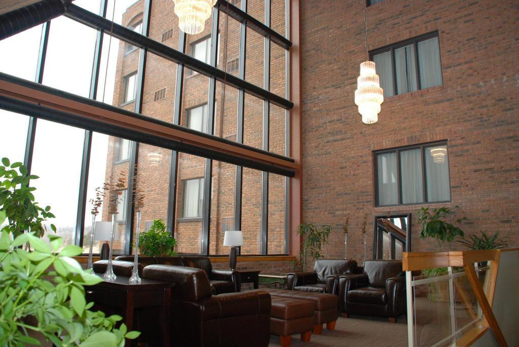 Interior view Ambassador Conference Resort
