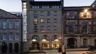 ibis Edinburgh Centre Royal Mile - Hunter Square
