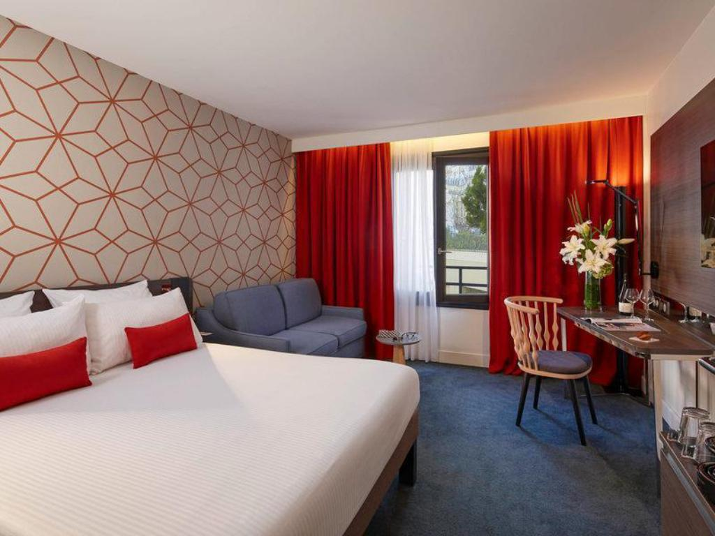 More about Novotel Paris Les Halles Hotel