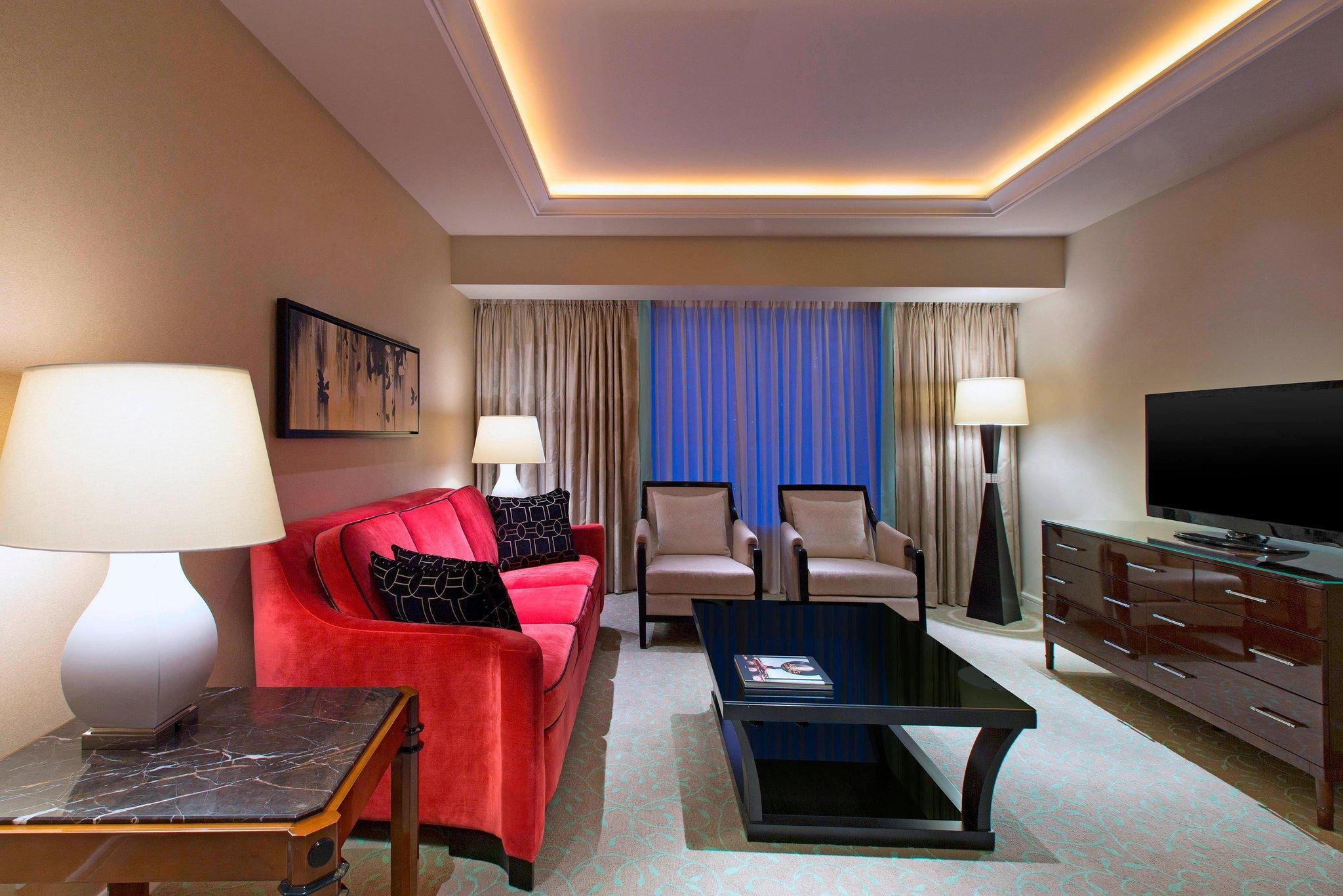 Executive Suite, Club lounge access, 1 King
