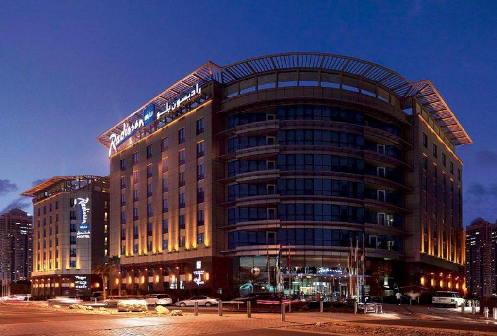 Radisson Blu Hotel - Dubai Media City