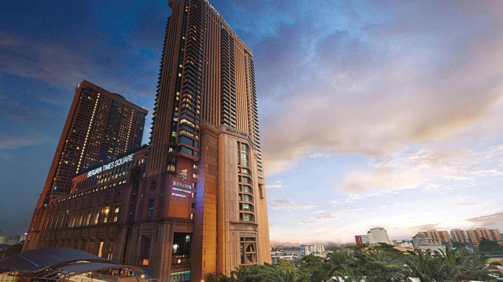 Magnificent Berjaya Times Square Hotel Kuala Lumpur In Malaysia Room Interior Design Ideas Ghosoteloinfo