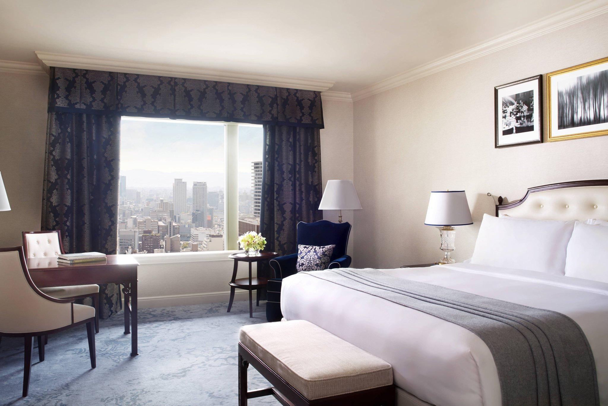 Superior Room, Guest room, 1 King, City view
