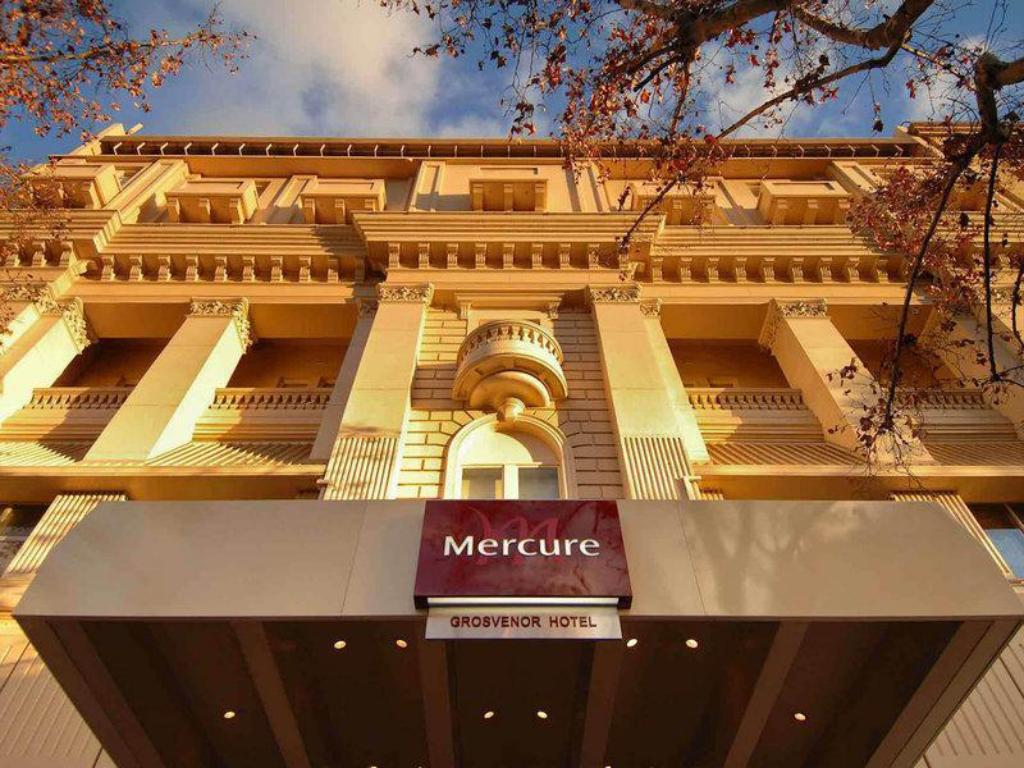 More about Mercure Grosvenor Hotel