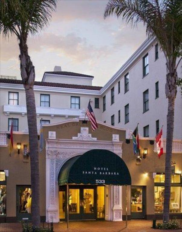 More about Hotel Santa Barbara
