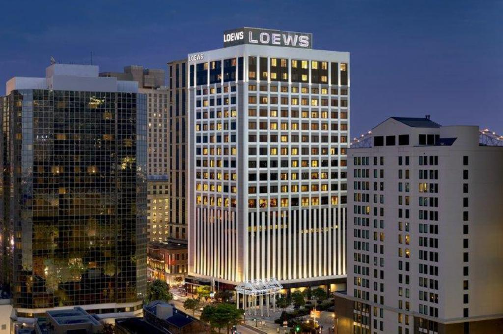 Loews New Orleans Hotel In New Orleans La Room Deals Photos Reviews
