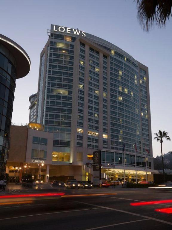 Loews Hollywood Hotel In Los Angeles Ca Room Deals Photos