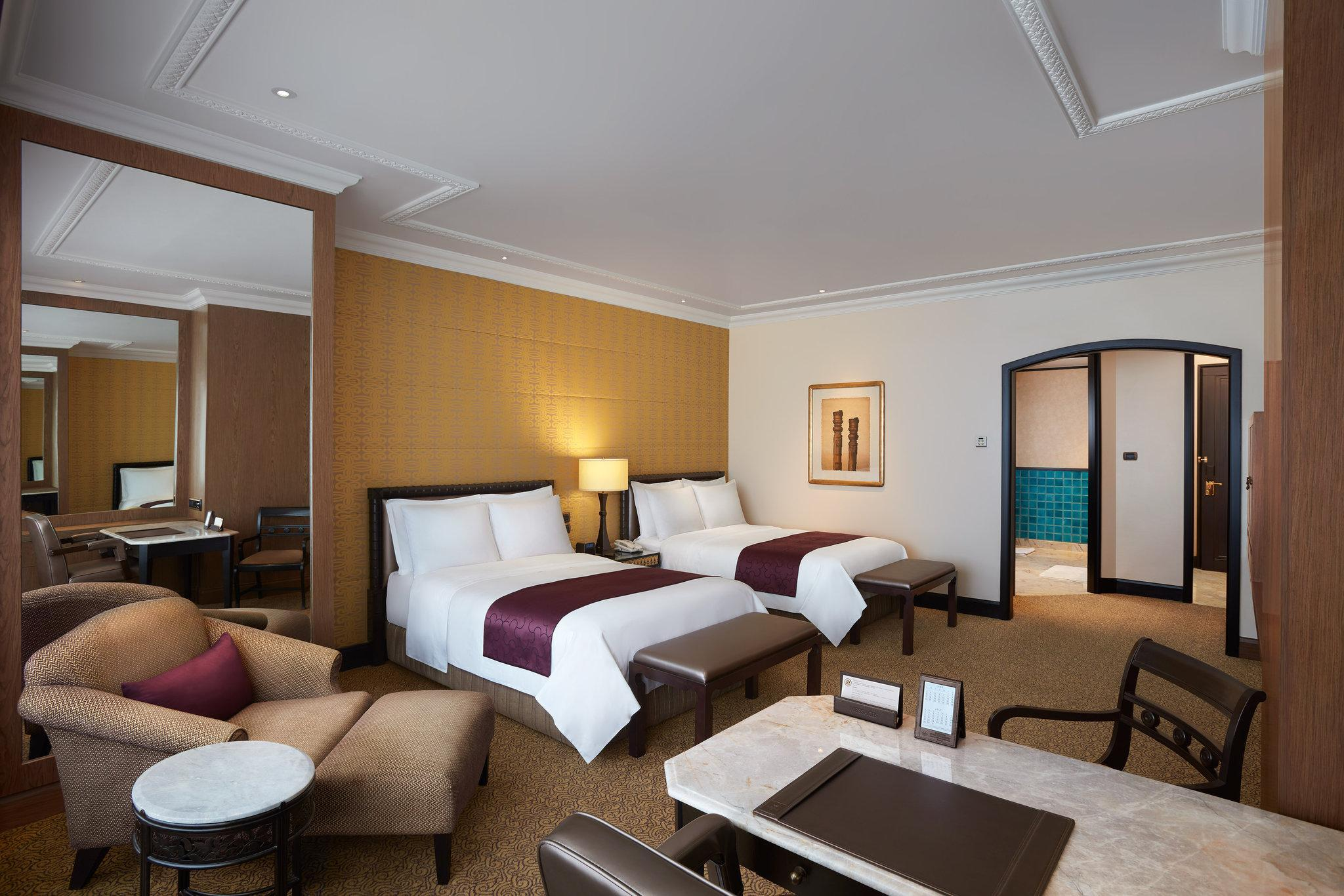 Premier Room, Guest room, 2 Double