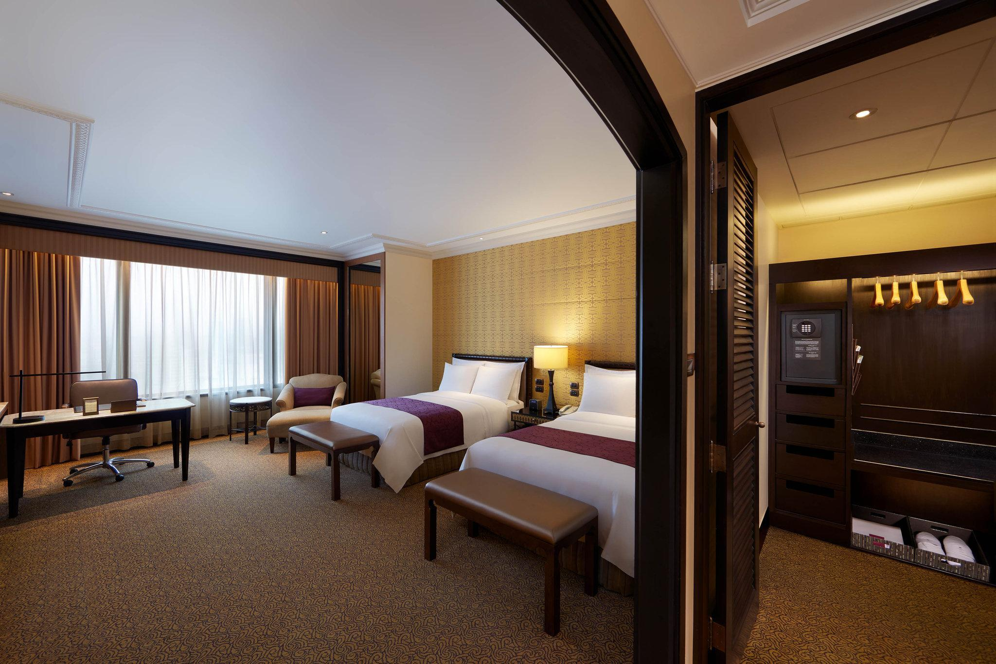 Luxury Room, Guest room, 2 Double