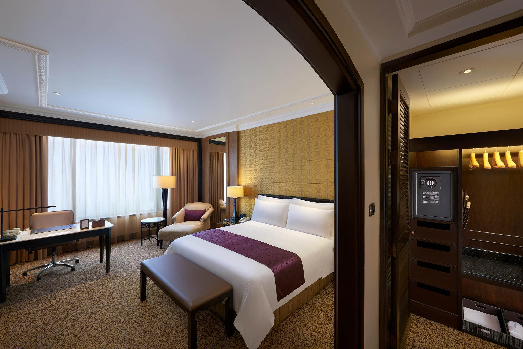 Luxury Room, Guest room, 1 King