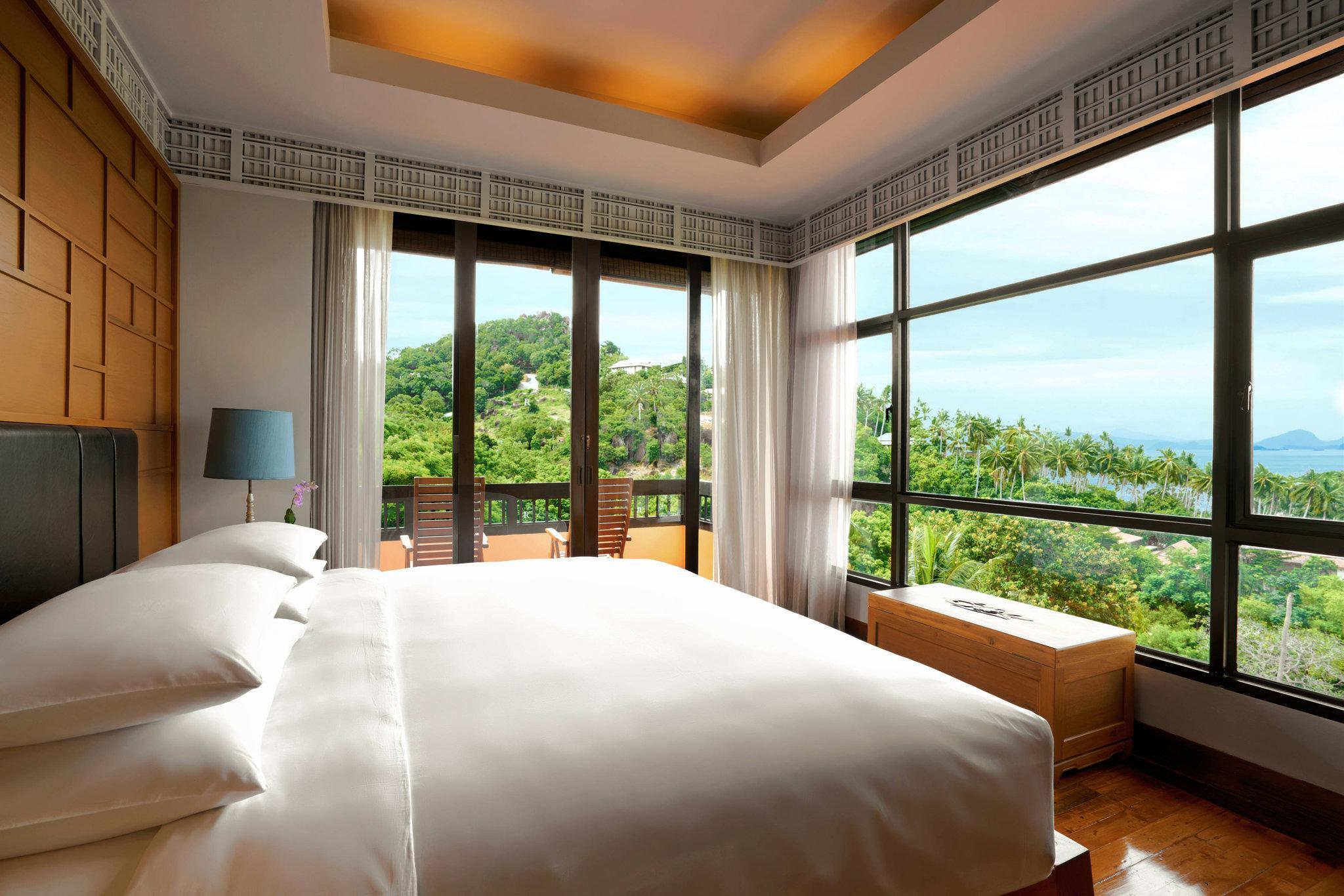 全海景單臥室套房(特大床) (Panoramic Ocean Suite, 1 Bedroom Suite, 1 King, Ocean view)