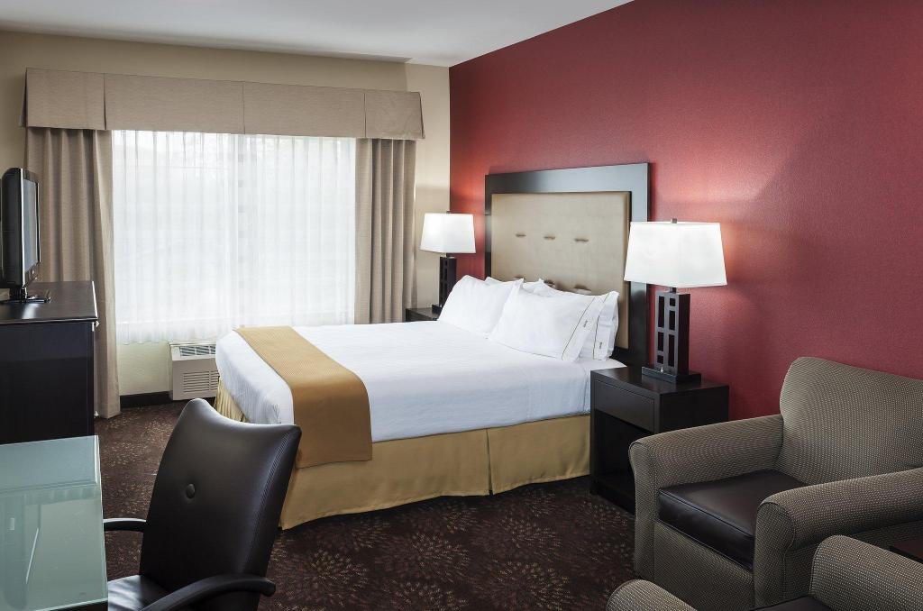 Room with King Bed - Wheelchair Accessible, Non-Smoking Holiday Inn Express Anchorage