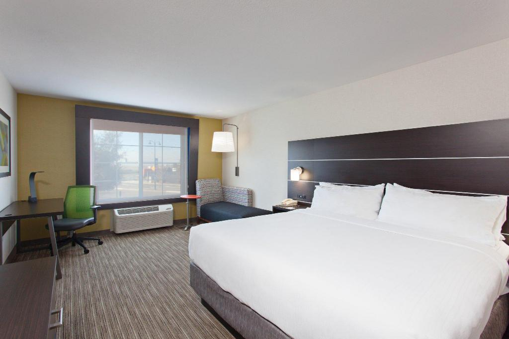 1 King Bed Leisure Non-Smoking Holiday Inn Express Oakland - Airport