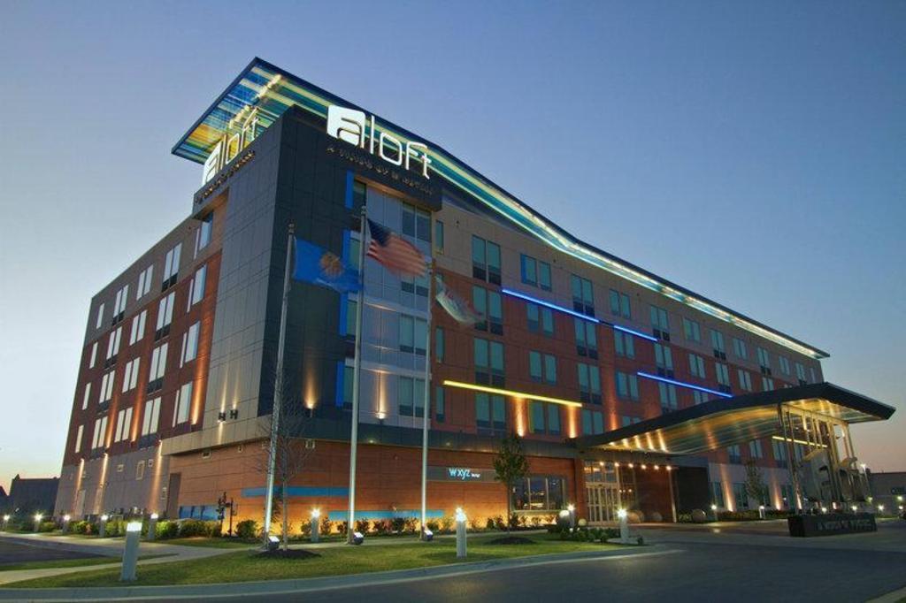 Aloft Tulsa in Tulsa (OK) - Room Deals, Photos & Reviews