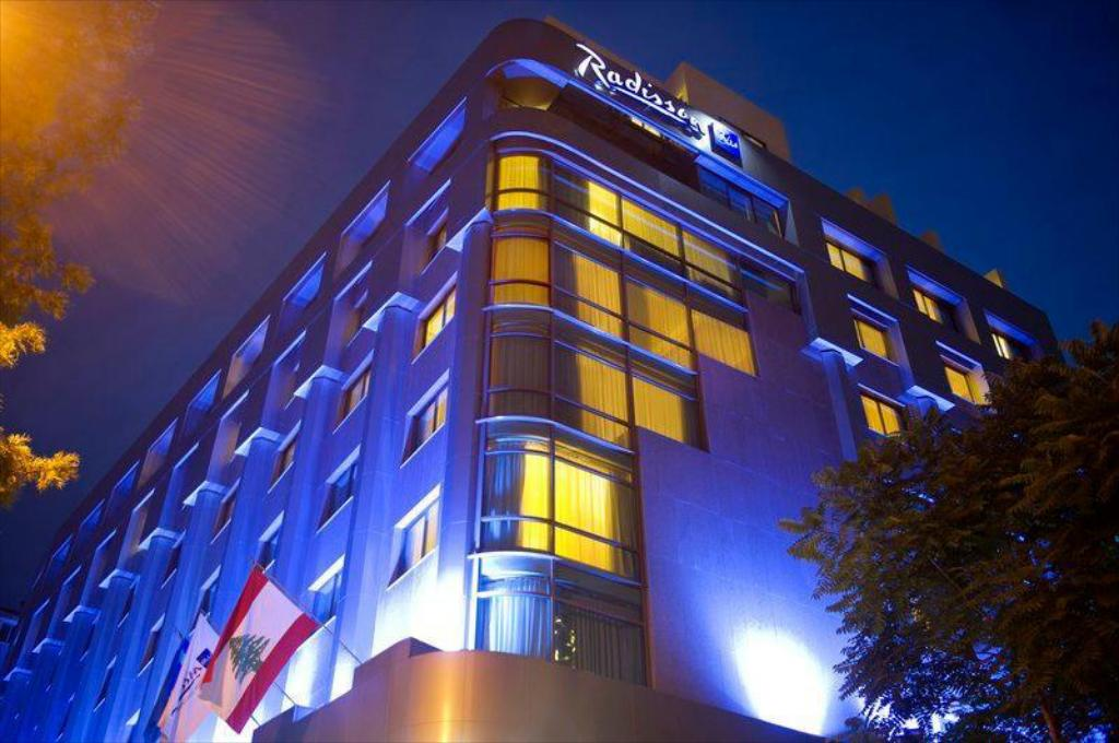 Radisson Blu Martinez Beirut (Radisson Blu Martinez Hotel Beirut ...