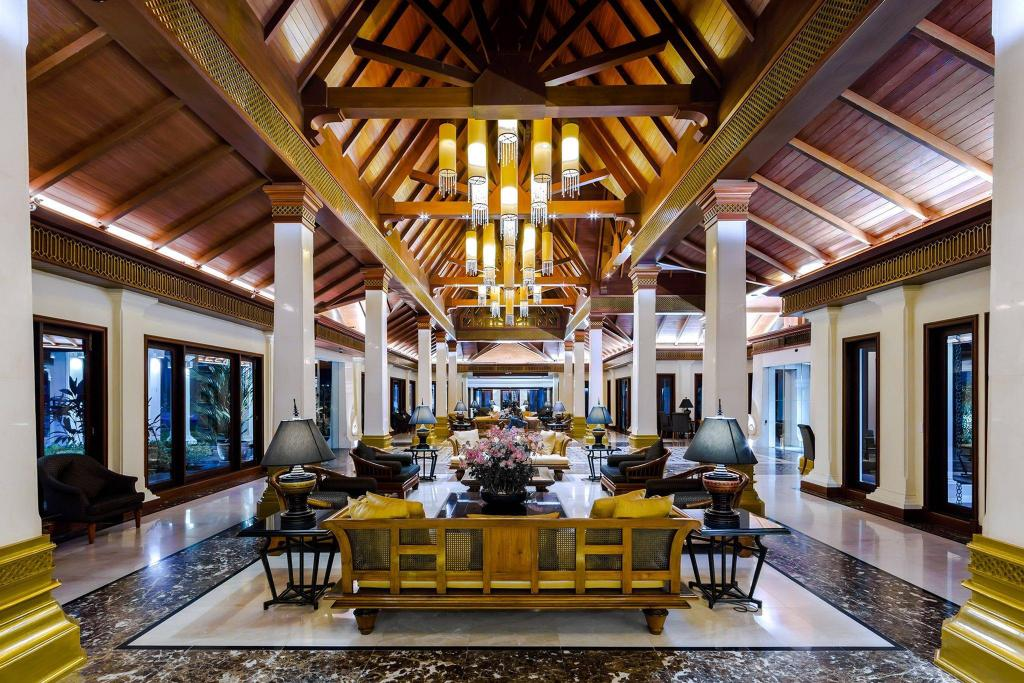 Lobby JW Marriott Khao Lak Resort and Spa