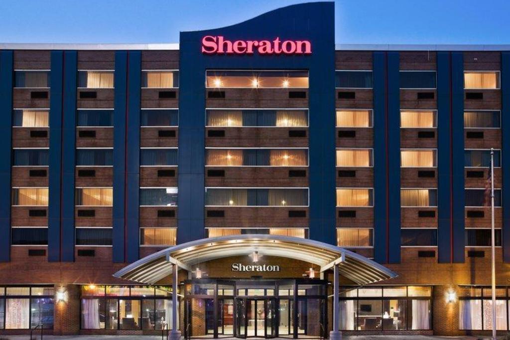 Sheraton Niagara Falls Niagara Falls Ny Agoda Com 2020