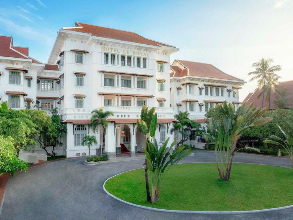 More about Raffles Hotel Le Royal