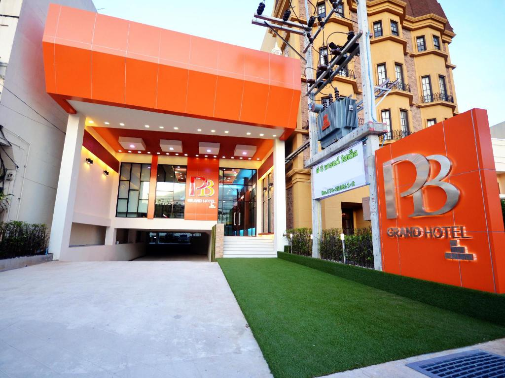 PB Grand Hotel in Hat Yai - Room Deals, Photos & Reviews