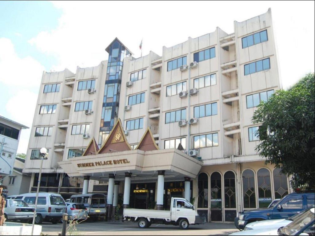 Summer Palace Hotel in Yangon - Room Deals, Photos & Reviews