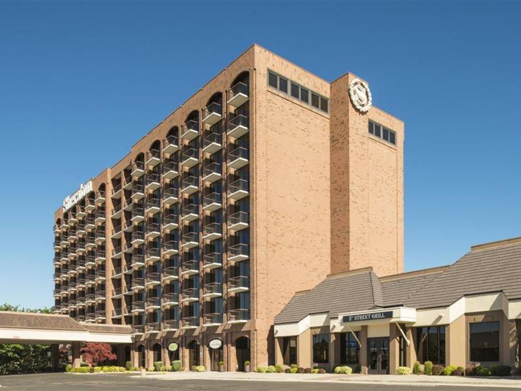 Sheraton Salt Lake City Hotel In Salt Lake City Ut Room Deals Photos Reviews