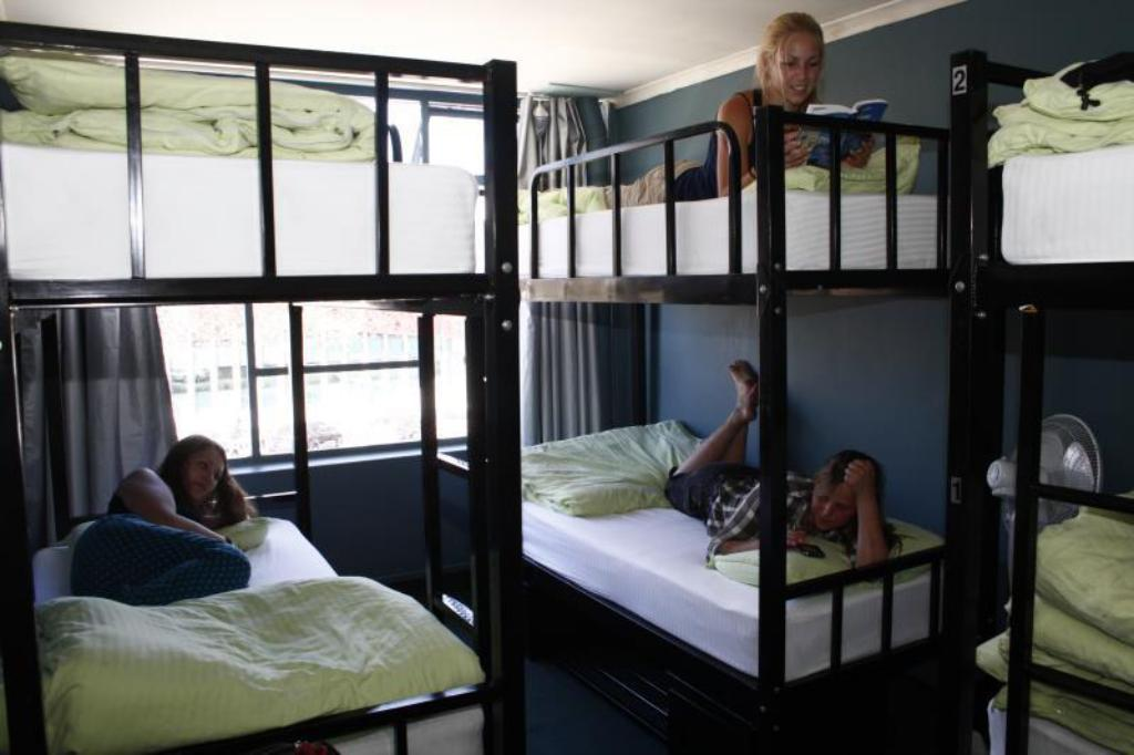 1 Person in 6-Bed Dormitory - Mixed Rotorua Downtown Backpackers