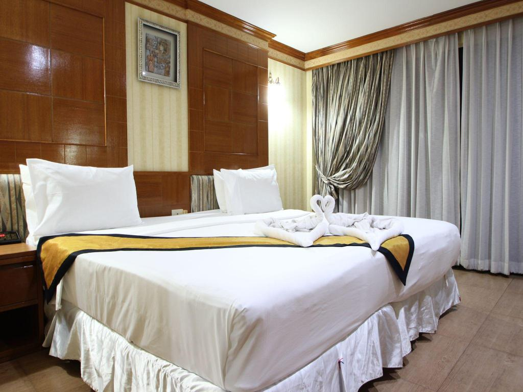 Deluxe - Bed Ao Nang Beach Resort