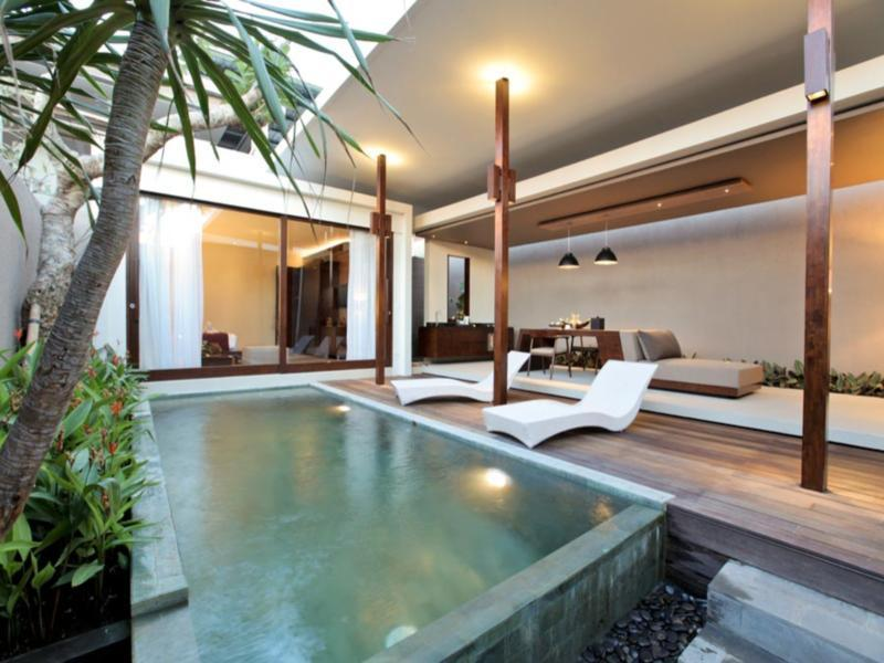 Family Room, 2 Bedrooms, Private Pool