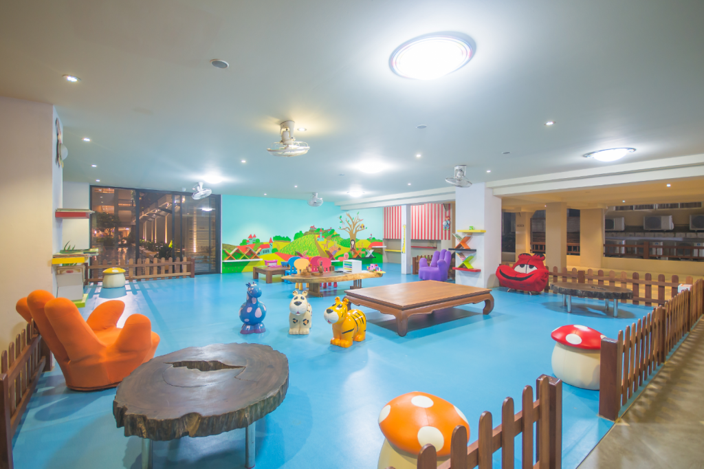 Parque infantil Baan Laimai Beach Resort & Spa