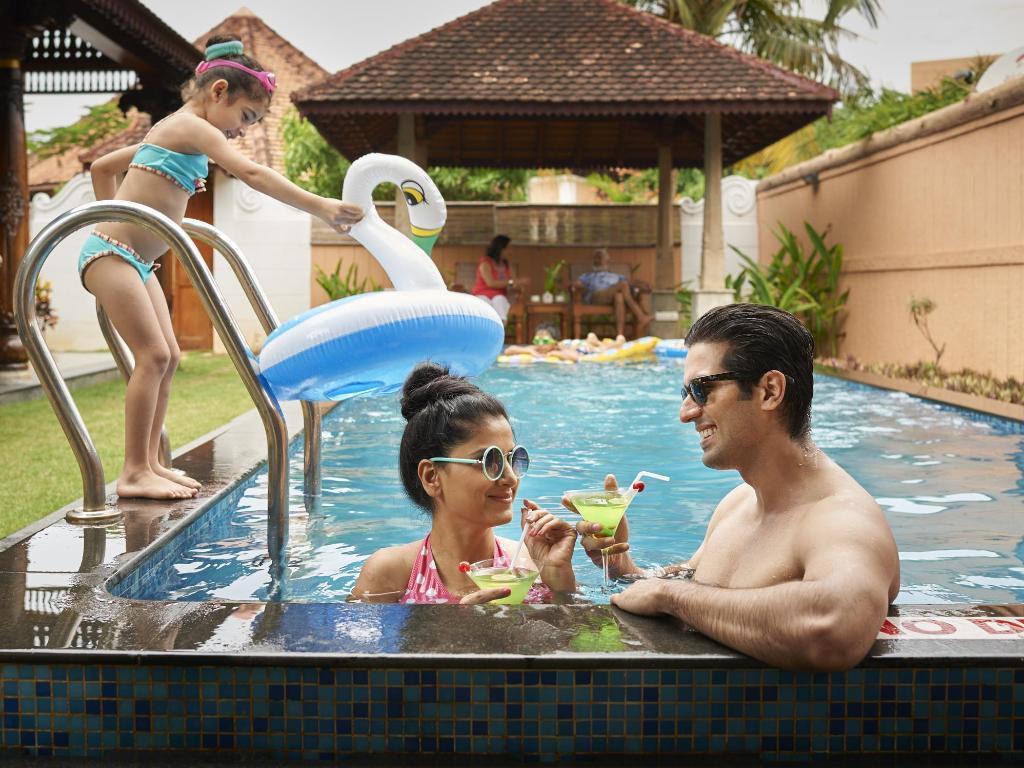 Club mahindra poovar in india room deals photos reviews - Club mahindra kandaghat swimming pool ...