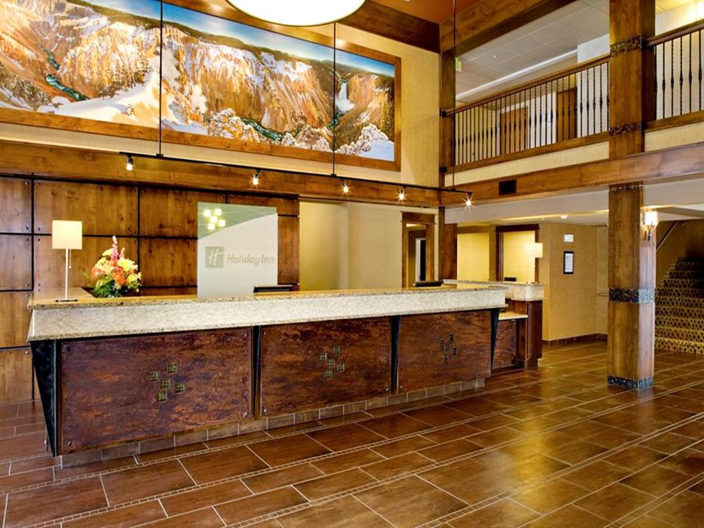 Lobi Holiday Inn West Yellowstone
