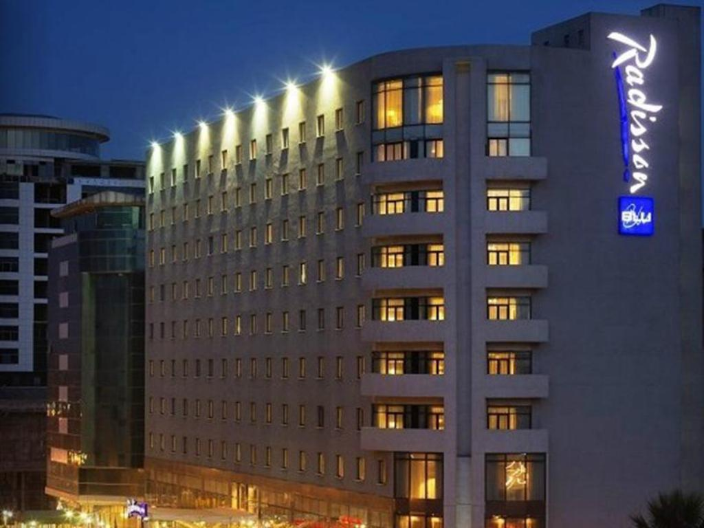 Radisson Blu Hotel in Addis Ababa - Room Deals, Photos & Reviews