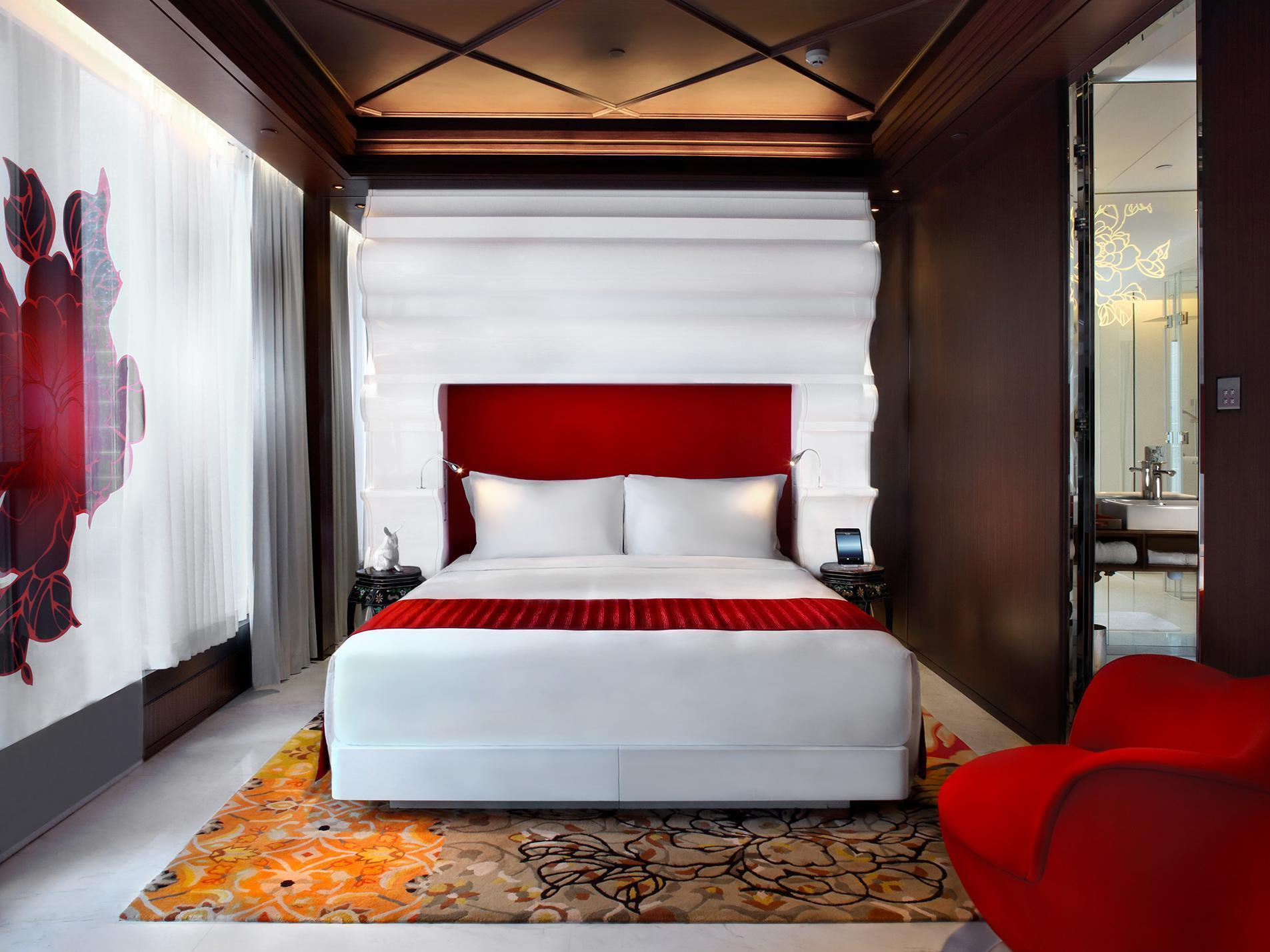 滿月客房 (Mira Full Moon Partial Harbor View Room with King Bed)