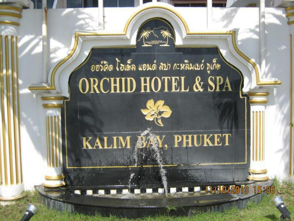 Exterior view The Orchid Hotel Kalim Bay