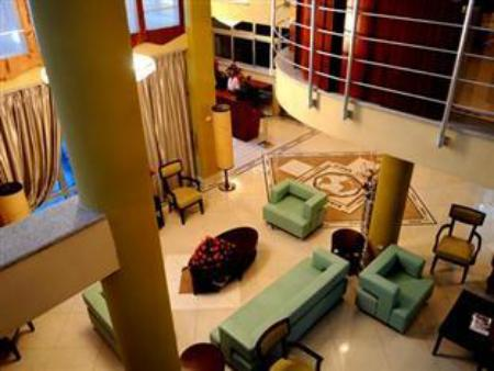 Interior view Destiny Addis Hotel